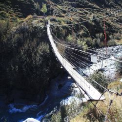 Lampertschalp-hangbrug